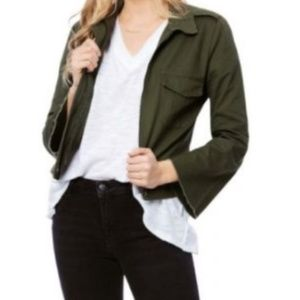 Anthropologie BB Dakota Army Jacket Brand New